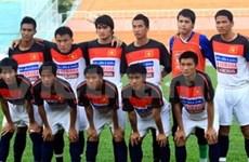Sorteo de fútbol ASIAD 16
