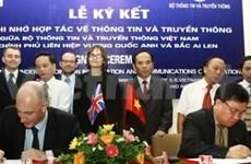Viet Nam y Gran Bretaña impulsan cooperaciones