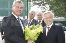 Nexos parlamentarios Viet Nam- Bielorrusia