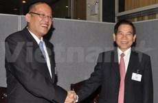 Viet Nam-Filipinas: Relaciones cooperativas