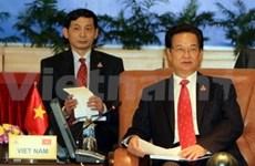 Culmina XVII Cumbre de ASEAN