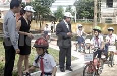 Inauguran primer parque de educación vial