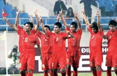 Viet Nam vence a Bahrain en fútbol de ASIAD 16