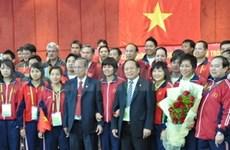 Vicepremier vietnamita testimonia en ASIAD 16