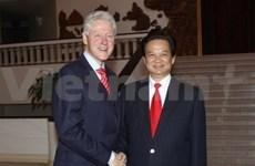 Visita Viet Nam ex-mandatario estadounidense