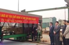 Astillero vietnamita construye nuevos buques