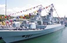 Fondea buque militar chino en Viet Nam