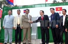 Nuevos hitos en frontera Viet Nam- Cambodia