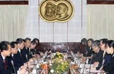 En Viet Nam delegación de Corea Democrática