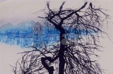 Pintora japonesa se inspira en Viet Nam