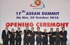 ASEAN impulsa cooperación para el desarrollo