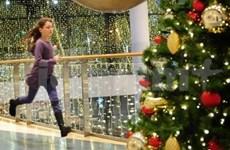 Ha Noi en umbral de Navidad