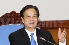 Premier resalta tareas socioeconómicas de 2011