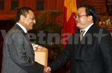 Viet Nam y Omán fortalecen cooperación bilateral