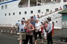 Arriban cruceros turísticos a Da Nang