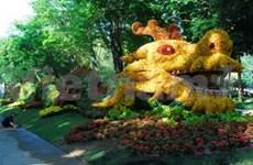 Inauguran festival de flores en Ciudad Ho Chi Minh