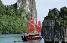 Bahía Ha Long, centro de semana turística