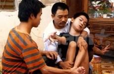 Asistencias a víctimas vietnamitas de agente naranja