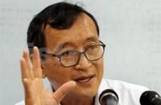 Mantienen sentencia al líder opositor camboyano