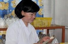 Premio Kovalevskaia a científicas vietnamitas