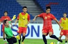 Patrocina Panasonic fútbol vietnamita