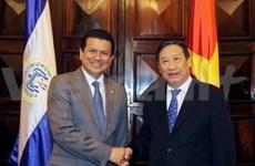 Viet Nam y El Salvador fomentan relaciones