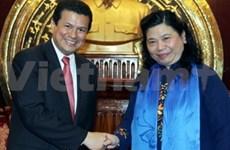 Viet Nam fortalece cooperación con El Salvador