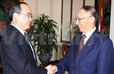 Viet Nam- China: Cooperación deportiva