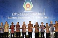 Clausuran cumbre de la ASEAN
