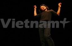 Artista japonés actuará en Viet Nam