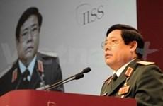 Viet Nam ratifica política militar de paz