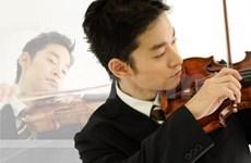 Violinista estadounidense actuará en Ha Noi