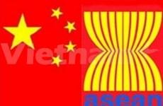 ASEAN y China impulsan relaciones