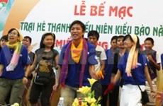 Jóvenes vietnamitas en Ultramar homenajean a Reyes Hung