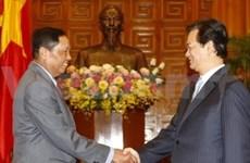 Premier recibe a embajadores de China y Myanmar