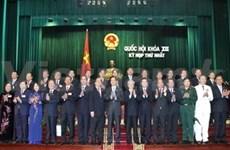 Parlamento vietnamita ratifica miembros del gobierno