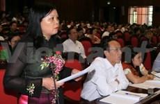 Parlamento vietnamita continúa sesiones de trabajo