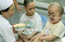 Respaldan mexicanos a víctimas vietnamitas de dioxina