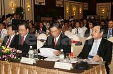 Inauguran foro de arquitectos de Asia