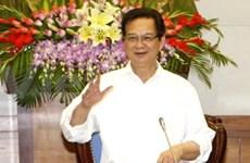 Premier vietnamita reitera estabilizar la macroeconomía