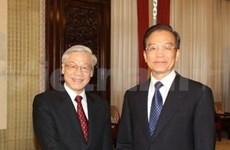 Viet Nam - China: Relaciones