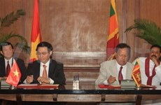 Viet Nam y Sri Lanka: Cooperación de finanzas