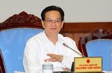 Premier vietnamita urge esfuerzos sobre tareas socioeconómicas