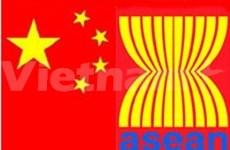 ASEAN y China promueven liberalización de comercio