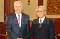 Refuerzan lazos cooperativos entre Vietnam e Israel