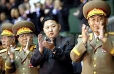 Kim Jong-un, líder supremo del ejército de RPDC