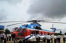 Fuerza Naval vietnamita recibe aeronaves franceses