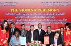 Banco Mundial apoya Vietnam en proyectos sociales
