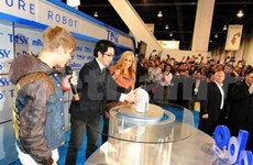 Prensa estadounidense elogia a robot vietnamita