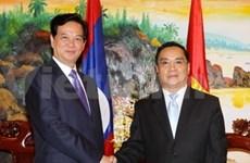Vietnam y Laos intensifican relaciones
